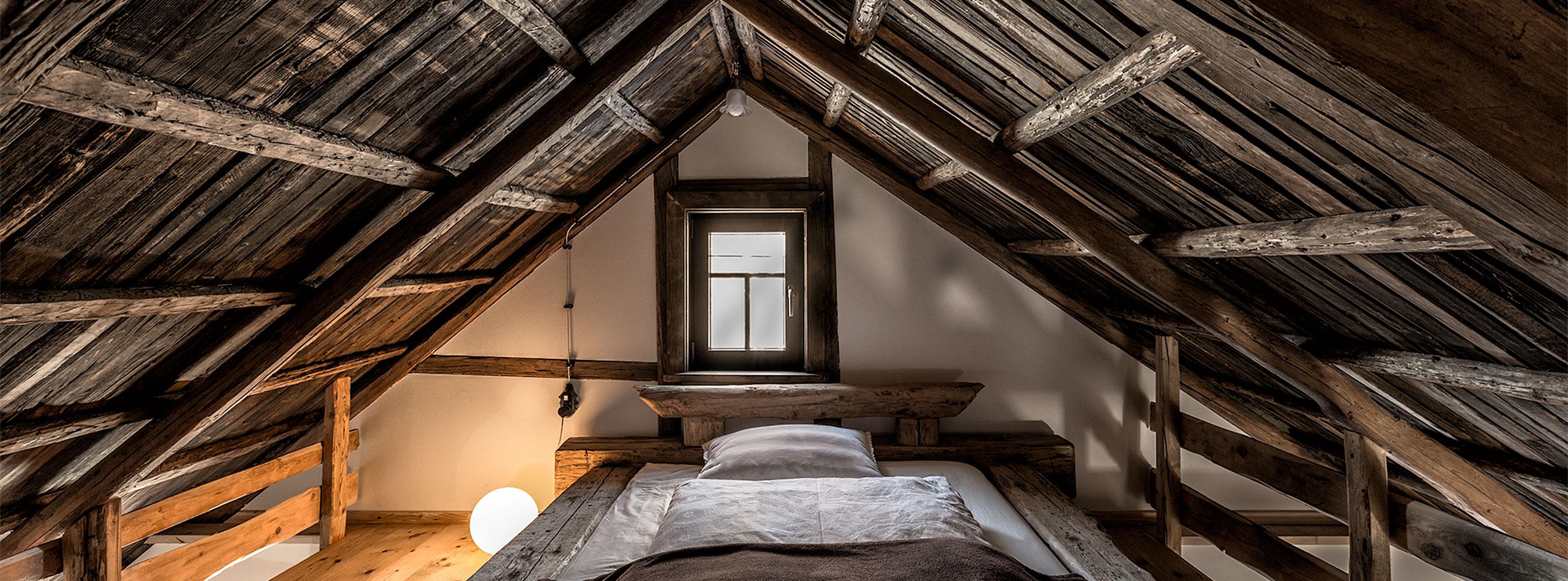 Berghütte Klingenthal Interieurfotografie
