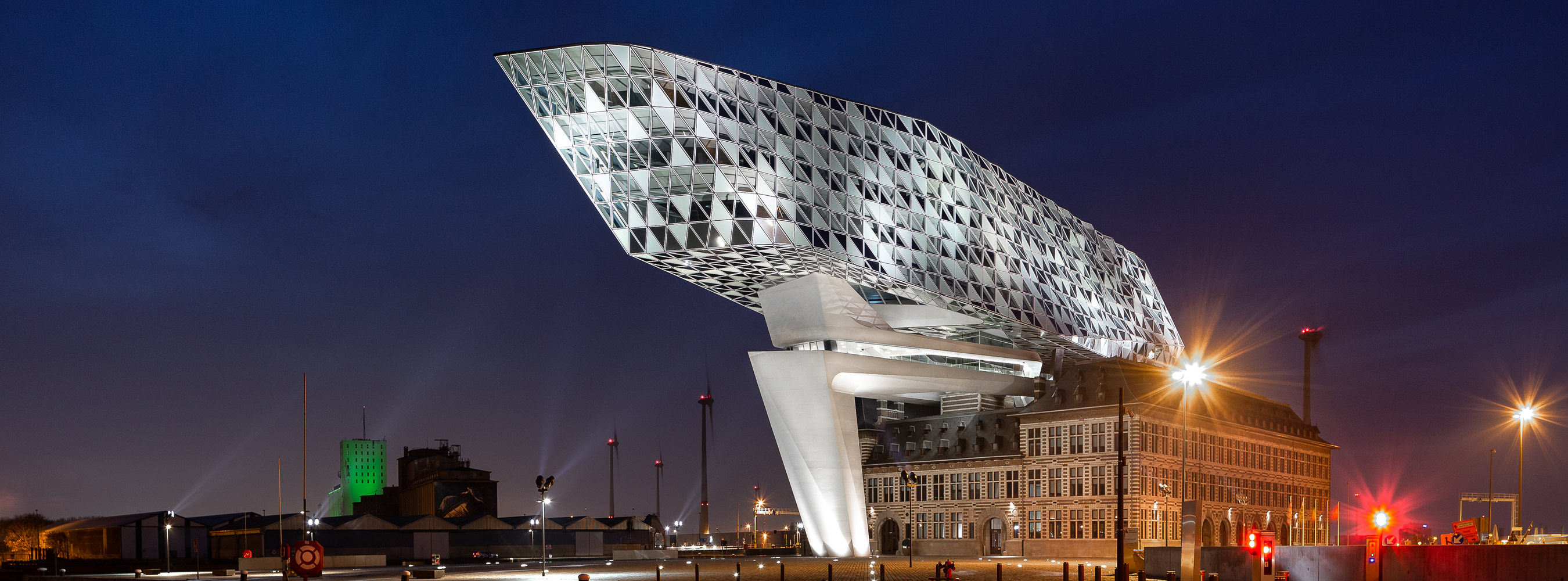 Antwerpen Havenhuis - Port House