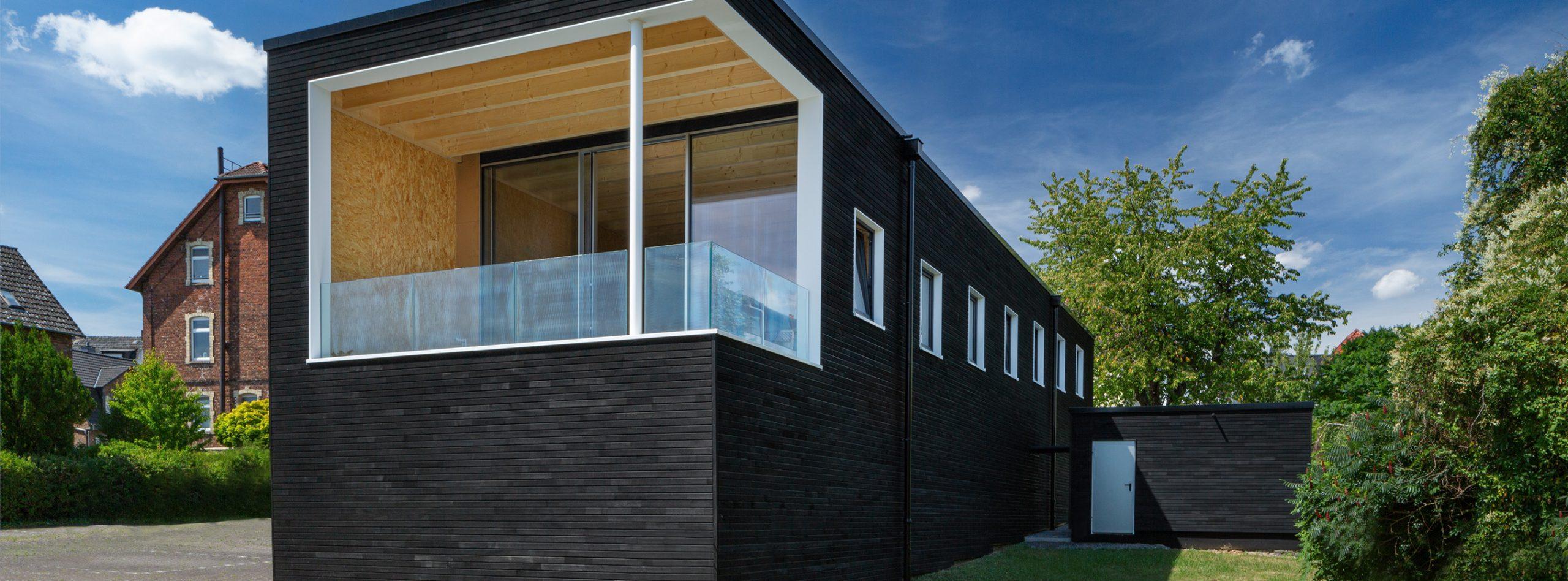 Architektufotografie - Architektenhaus, Wettenberg